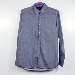 Ted Baker Button down Top Size 3